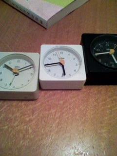 BRAUN時計