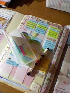 ジブン手帳(ふせんタブ